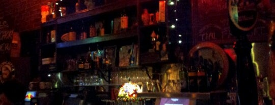 The Amsterdam Bar is one of Dallas's Best Bars - 2012.