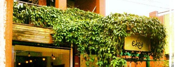 Ekoa Café is one of Docerias/Sobremesas.