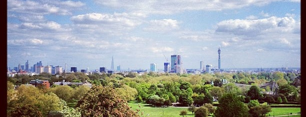 Primrose Hill is one of Must-visit Great Outdoors in London.