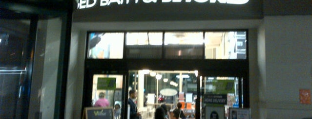Bed Bath & Beyond is one of NY.