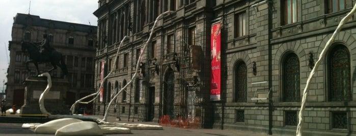 Museo Nacional de Arte (MUNAL) is one of Ciudad de México, Mexico City on #4sqCities.