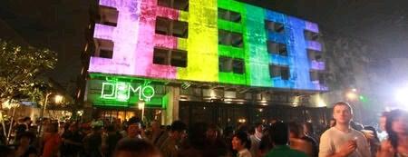 """DEMO is one of """" Nightlife Spots BKK.""""."""