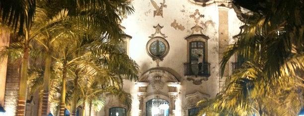 Basílica de Nossa Senhora do Carmo is one of Turistando em Pernambuco/Tourism in Pernambuco.