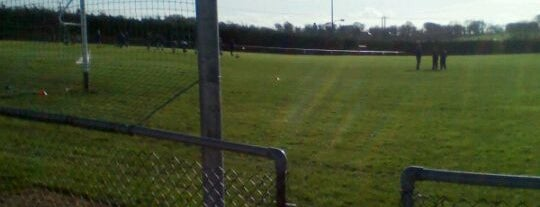 mullagh pitch is one of places.