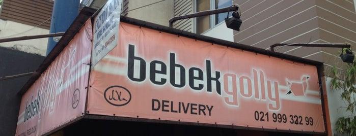 Bebek Golly is one of restaurants.
