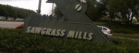 Sawgrass Mills is one of Must Do for First Timers #VisitUS.