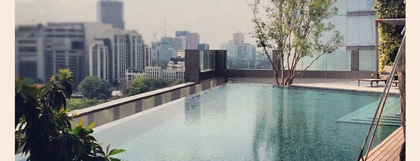 Novotel Bangkok Platinum is one of Hotel.