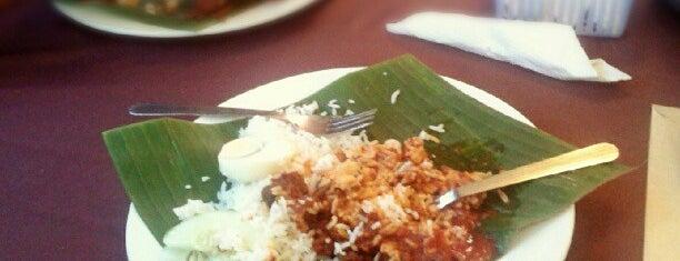 Boss Nasi Lemak is one of Cheap eats in KL.