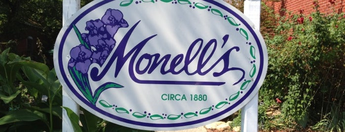 Monell's Dining & Catering is one of Germantown.