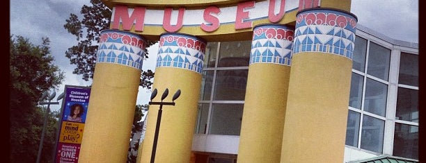 Children's Museum of Houston is one of Houston to-do.