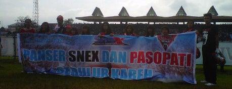 Stadion Jatidiri Semarang is one of #PasoepatiNet.