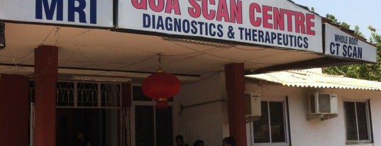 Goa Scan Centre is one of India places to visit.