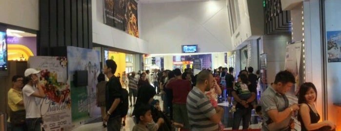 Golden Screen Cinemas Malaysia
