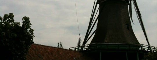 Oliemolen 't Pink is one of Dutch Mills - North 1/2.