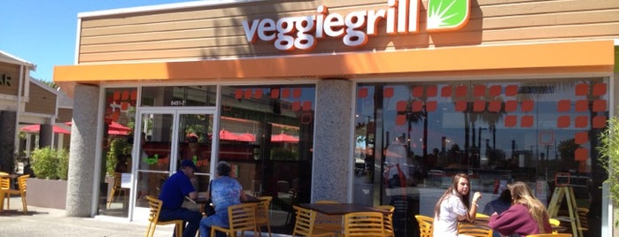 Veggie Grill is one of Good Karma.
