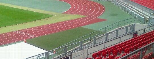 Grundig-Stadion is one of Nbg.
