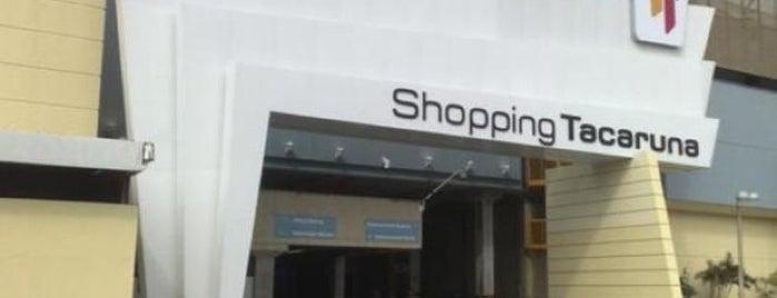Shopping Tacaruna is one of Shoppings e Lojas.