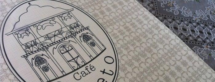 Café Coreto is one of Melhores Café de Goiânia.
