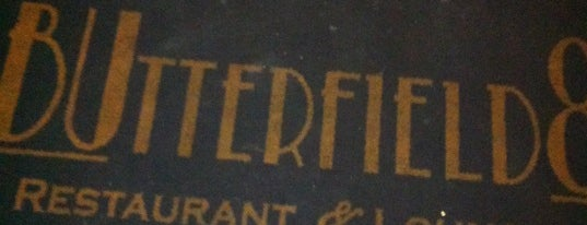Butterfield 8 Restaurant & Lounge is one of Thing to do around Stamford.
