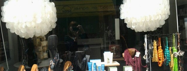 Dosha Aveda is one of To-Do in Ghent.