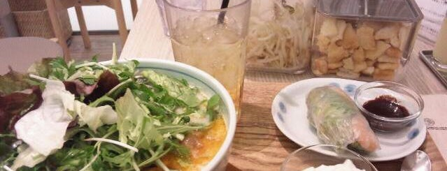 Com Pho (コム・フォー) 吉祥寺店 is one of Asian Food.
