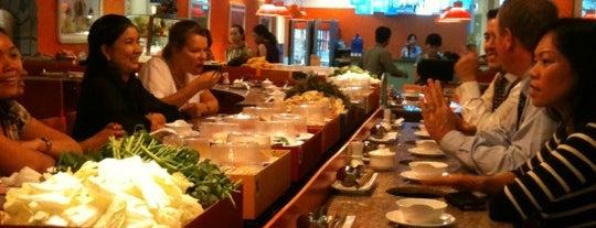 Lẩu Xe Lửa TutTut is one of Saigon Food.