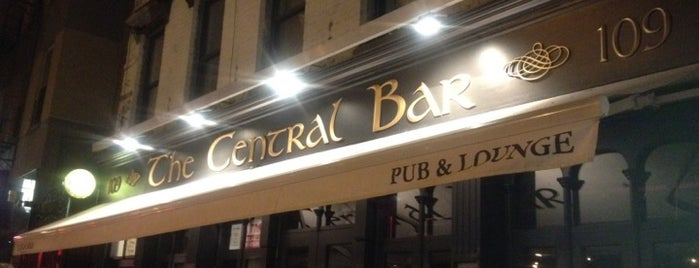 Central Bar is one of Bars.