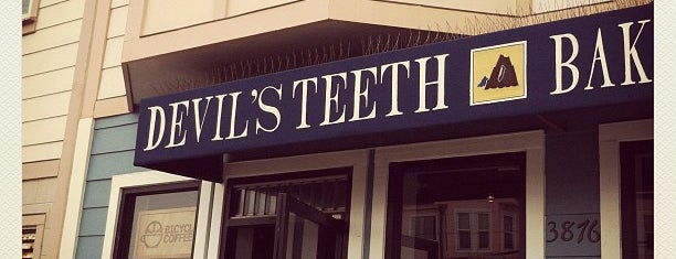 Devil's Teeth Baking Company is one of SF to-do.