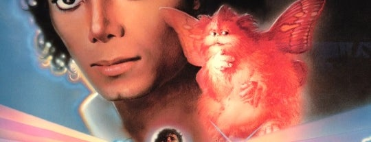Captain EO Starring Michael Jackson is one of a very strange and delightful day in disneyland.