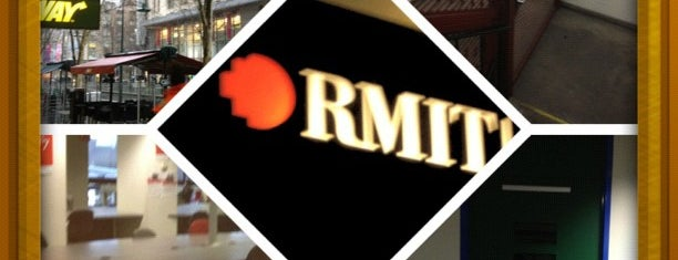 RMIT College of Business is one of Quintessential Melbourne.