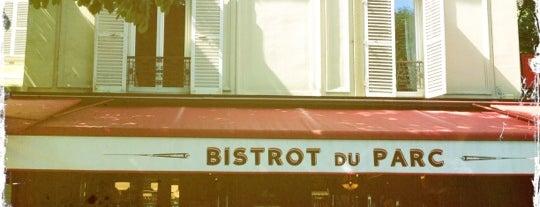 Café du Parc is one of Resto / Bistro Paris & Ailleurs.