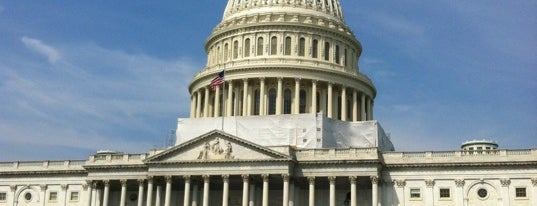 United States Capitol Building is one of Badges | Partners type.