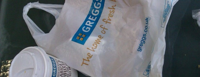 Greggs is one of All-time favorites in United Kingdom.