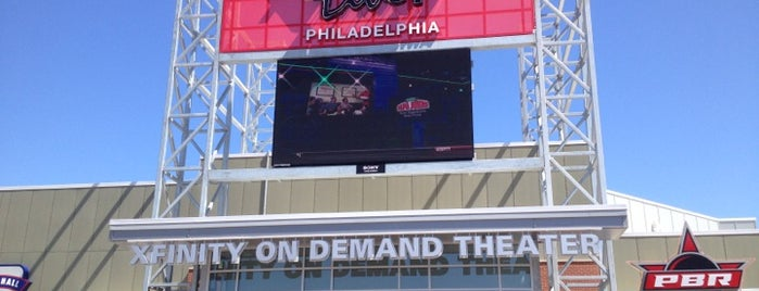 XFINITY Live! Philadelphia is one of fun.