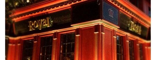Royal Pub is one of Где найти БЖ в Екатеринбурге.