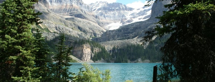 Yoho National Park is one of Favorite Great Outdoors (Canadian West Coast).