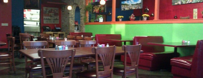 Antonia Tex-Mex is one of Places I like eating.