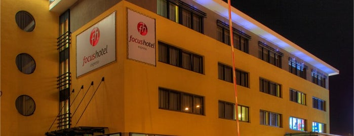 Hotel Focus is one of Noclegi i SPA #4sqcities.