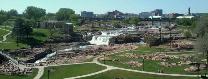 Falls Park Observation Tower is one of Sioux Falls' Top 50.