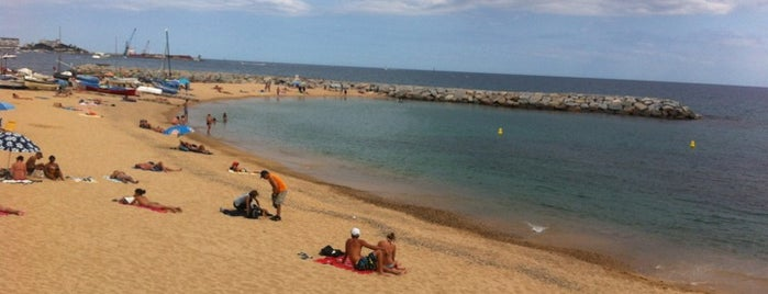 Sant Antoni Beach is one of Destination Catalonia.