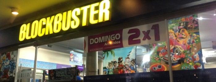 Blockbuster is one of Peñalolén.