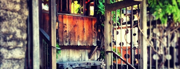 Chez Panisse is one of SF to-do.
