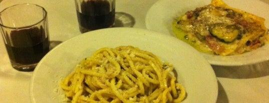 Trattoria da Alfredo e Ada is one of ristoranti Roma.