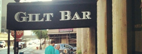 Gilt Bar is one of 100 Best things we ate (and drank) in 2011.