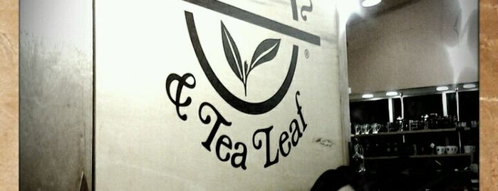 The Coffee Bean & Tea Leaf is one of Confessions of a Fresh Brew Expert.
