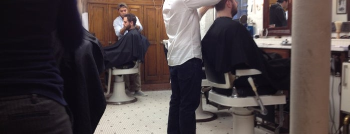 F.S.C. Barber is one of New York ToDo.