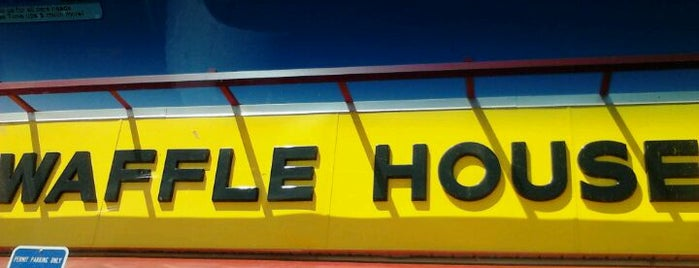My favorite places for Waffle house classic jukebox favorites