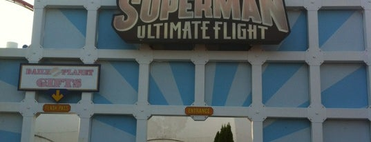 Superman Ultimate Flight is one of Favorite Arts & Entertainment.