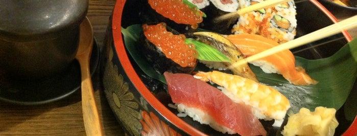 ICHIRO Sushi Bar is one of Japanese Spoils Around The World.