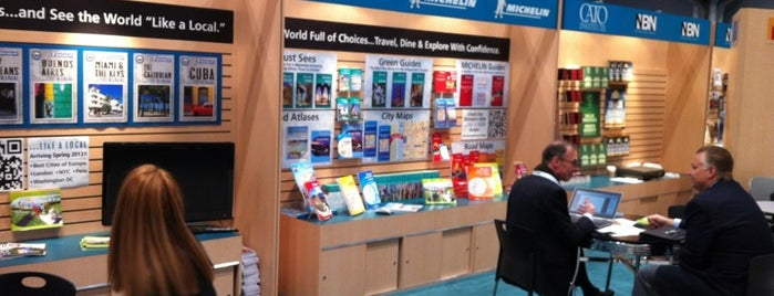Book Expo America is one of Life is always here..